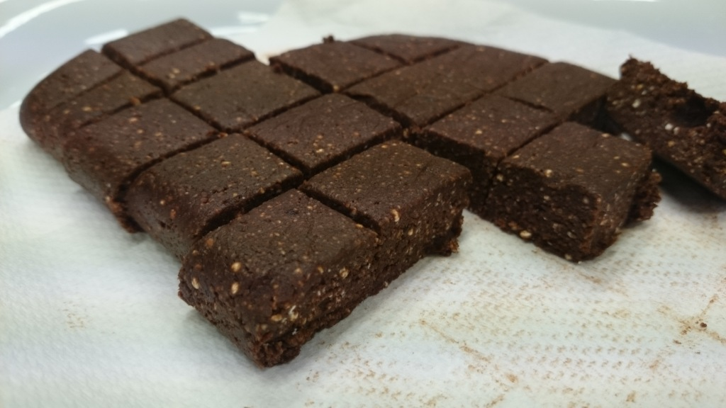 Quinoa and Dates Fudge