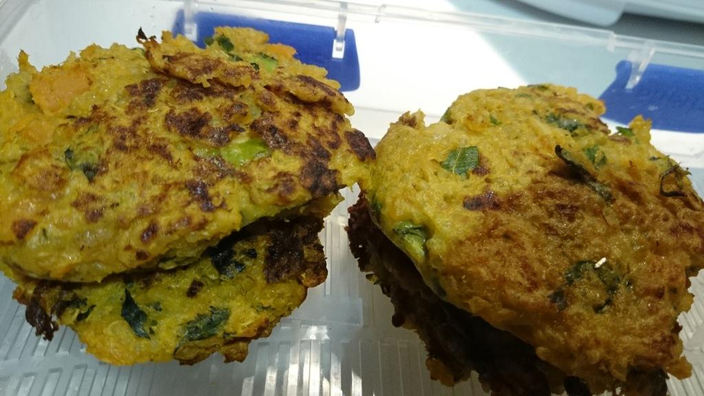 Sweet Potato Salmon Cakes/ Patties (GF) | WhatChuLove
